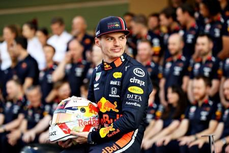 Verstappen Red Bull F1 2019