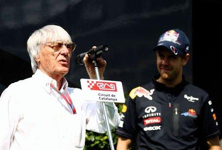 Bernie Ecclestone: Puedo imaginarme a Sebastian Vettel batiendo el récord de título de Michael Schumacher