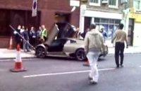 Un Lamborghini Murciélago no merece acabar así