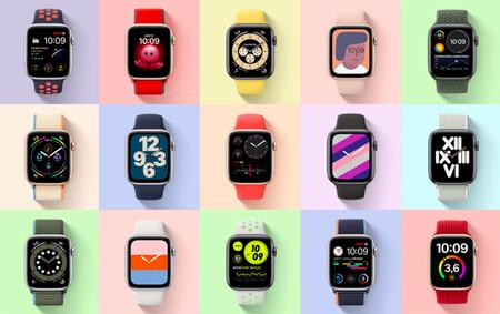 No hay iPhone 12 pero sí smartwatches para todos: así es el nuevo Apple Watch Series 6 y su versión low cost, el Apple Watch SE