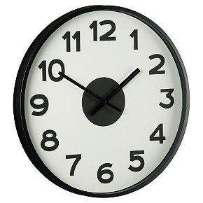 Reloj de pared Metrópolis