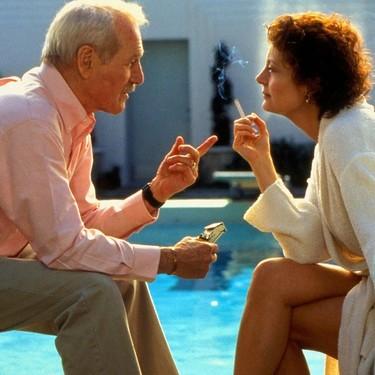 Paul Newman cedió parte de su salario a Susan Sarandon para conseguir una equiparación salarial