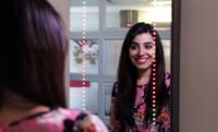 Sí, el mundo está loco: llega el espejo que te hace el autorretrato de forma automática