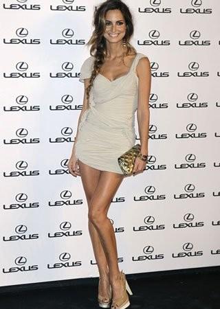 El sexy look de Ariadne Artiles