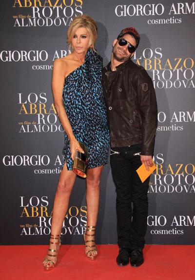 Foto de Famosos en el estreno de 'Los Abrazos Rotos' (13/29)