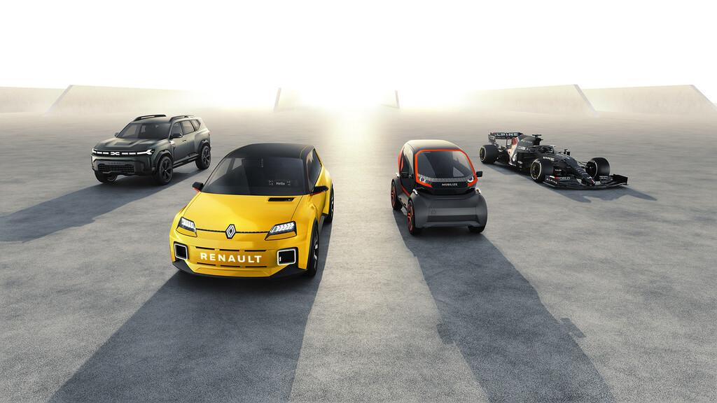 Los planes de Renault para revivir: recuperación en todos los segmentos y coches de hidrógeno