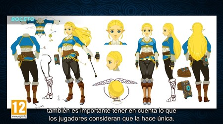 Zelda Breath Of The Wild Zelda