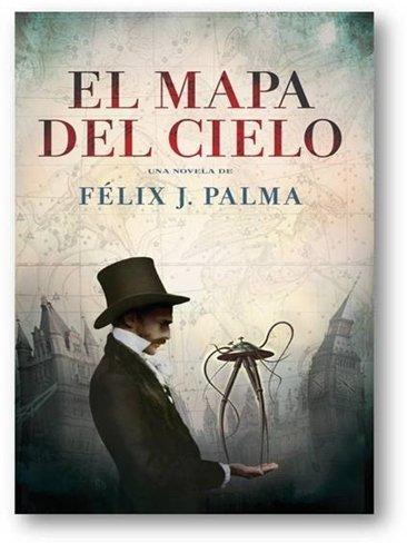 Felix J. Palma quiere emular a H.G. Wells en 'El mapa del cielo'