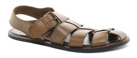 Sandalia piel asos