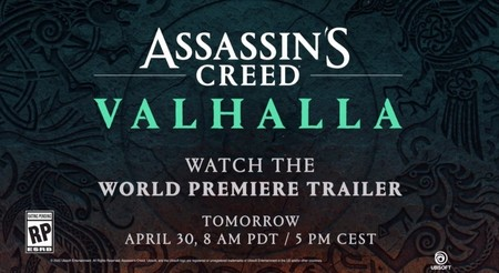 Assassin's Creed Valhalla Teaser