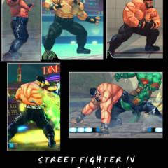Foto 21 de 23 de la galería street-fighter-iv-mods-de-personajes en Vida Extra