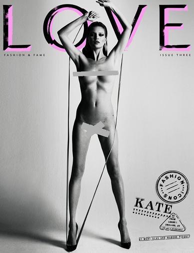 Foto de Top models desnudas en Love (4/8)