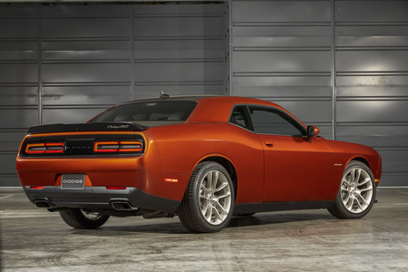 Dodge Challenger 50th Anniversary 5