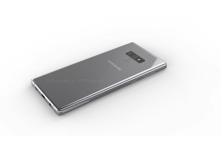 Galaxy Note 9 filtrado