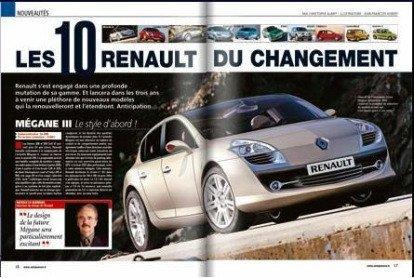 El nuevo Renault Mégane