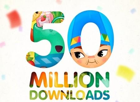 Las aplicaciones de Toca Boca alcanzan los 50 millones de descargas
