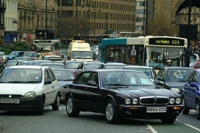 Reducir el tráfico en las ciudades con RFID