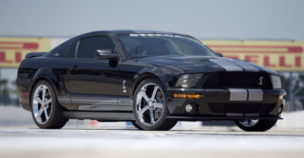 Shelby Mustang GT500 by Steeda