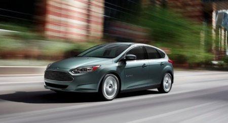 Ford Focus Electric, el coche gadget se acerca