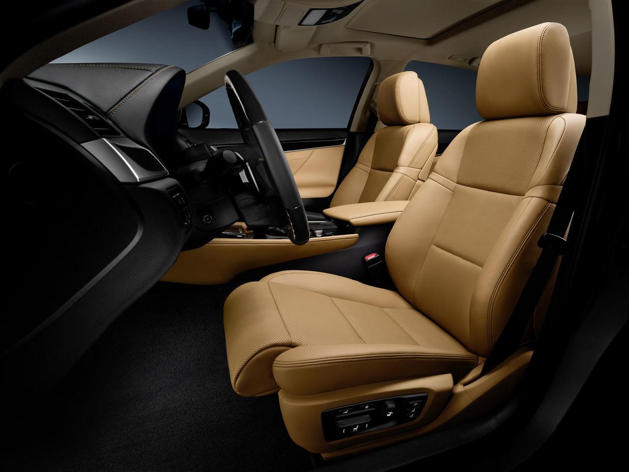 Foto de Lexus GS 450h (2012) (32/62)