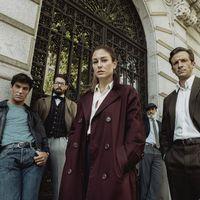 Netflix lanza las primeras imágenes de 'Jaguar': Blanca Suárez a la caza de nazis en la nueva serie española de la plataforma