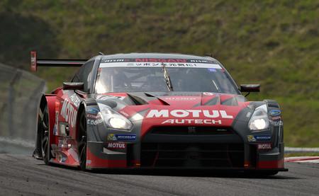 Nissan GT-R NISMO Autopolis Super GT 2014