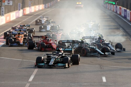 Fórmula 1 Francia 2021: Horarios, favoritos y dónde ver la carrera en directo