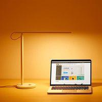 Oferta de Amazon en la lámpara Xiaomi Mi LED Desk Lamp, compatible con Alexa. Ahora puede ser nuestra por 24,98 euros