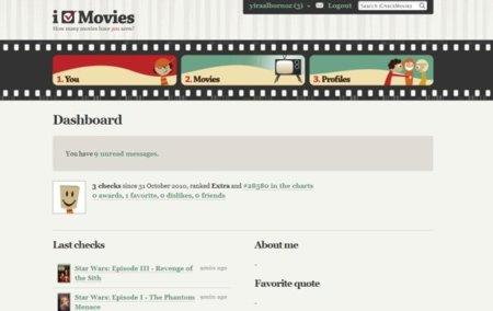 iCheckMovies, comparte las películas que ves mediante check-ins