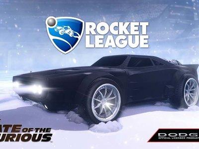 Rocket League tendrá un DLC especial de la película The Fate an the Furious