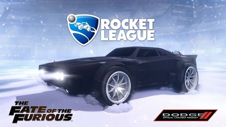 Rocket League tendrá un DLC especial de la película The Fate an the Furious