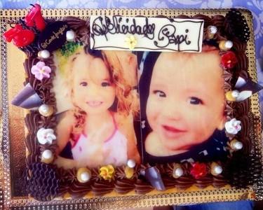 Muero de amor con Carolina Cerezuela, Carlos Moyá y su tarta de cumpleaños