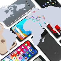 Cada continente es un mundo: los top 5 de marcas que más smartphones venden reflejan la variedad de preferencias de los usuarios