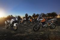 Gama Adventure de KTM: guía para no perderse