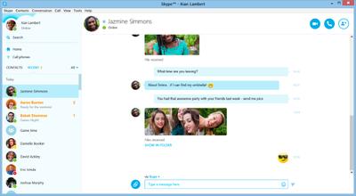 Skype se actualiza en Windows y añade soporte para videoconferencias con Lync