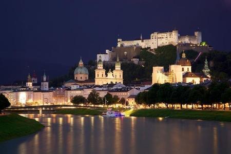 Una Nochevieja inolvidable en Salzburgo