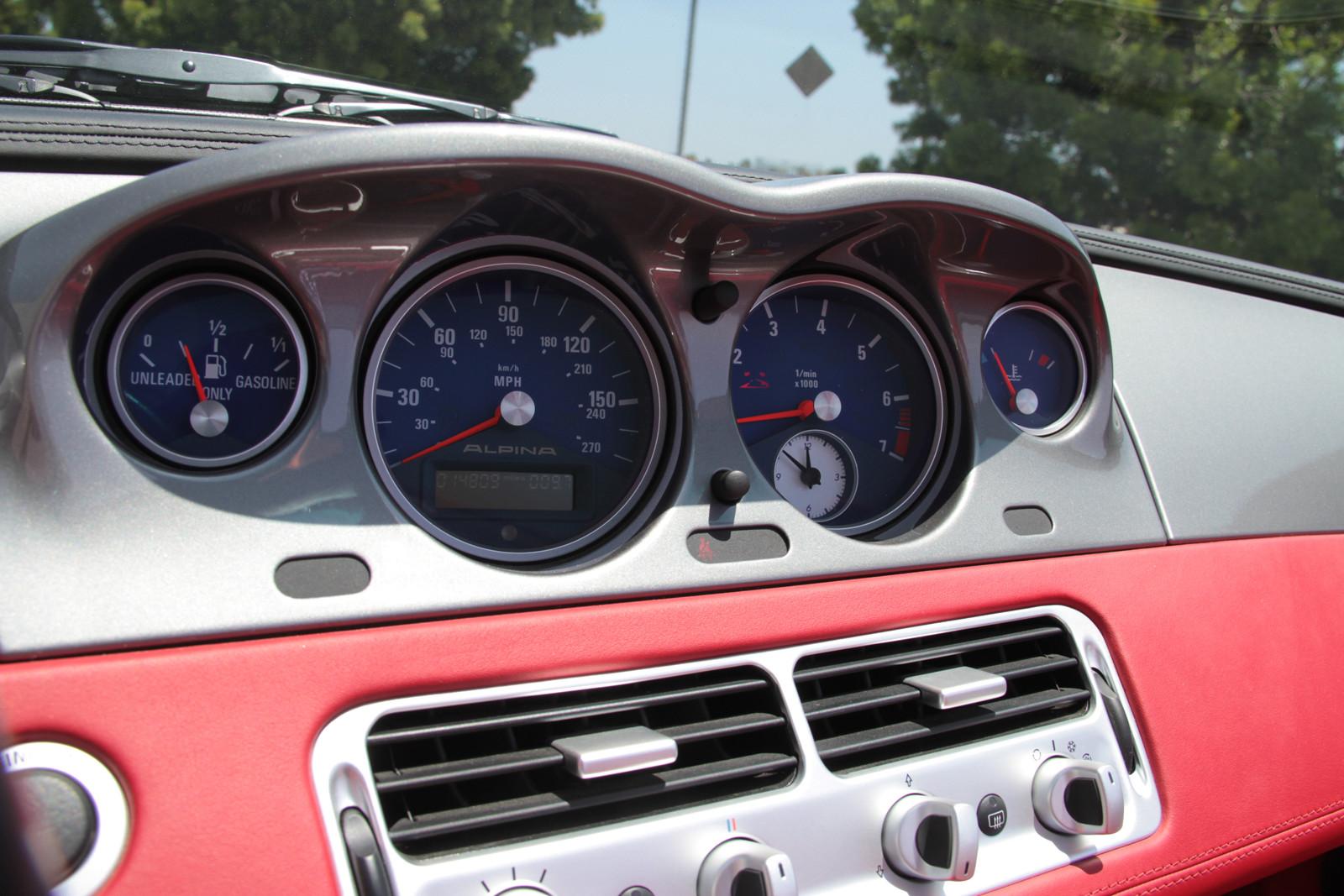 Foto de BMW Z8 Alpina (subasta) (11/38)