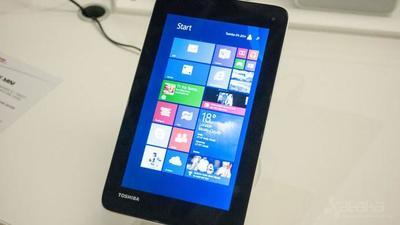 Ya están aquí los primeros tablets y portátiles con Windows 8.1 por menos de 200 euros