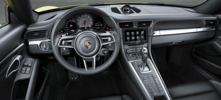 Porsche 911 Carrera 4 y 911 Targa 4 2016