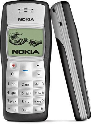 Vendidos más de 200 millones de Nokia 1100