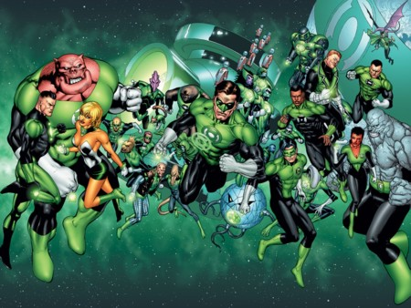 Green Lantern se unirá a la Liga de la Justicia que prepara Zack Snyder