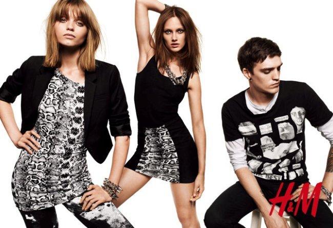 Foto de H&M: Nuevas fotos de la campaña divided Otoño 2010 (1/5)