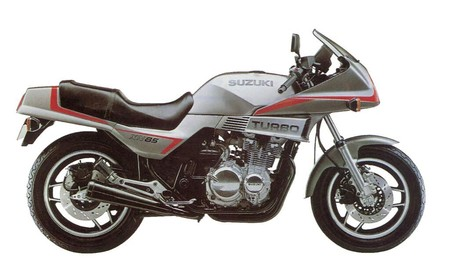 Motos Japonesas Sobrealimentadas 6