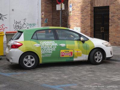 Cómo sacar rentabilidad a tu coche de empresa aparcándolo en el sitio adecuado