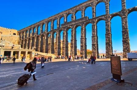 El Acueducto de Segovia tiene su propia app