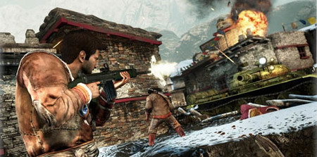 'Uncharted 2: Among Thieves', nuevas imágenes