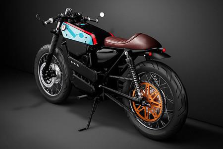 Model Electric Cafe Racer 1 09