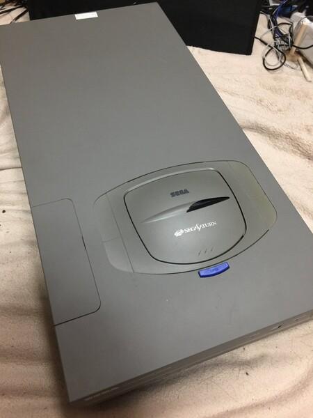 Sega Saturn 01