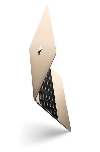 Macbook 2015 dorado