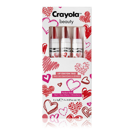 Crayola Perfect Reds Limited 5060527643390